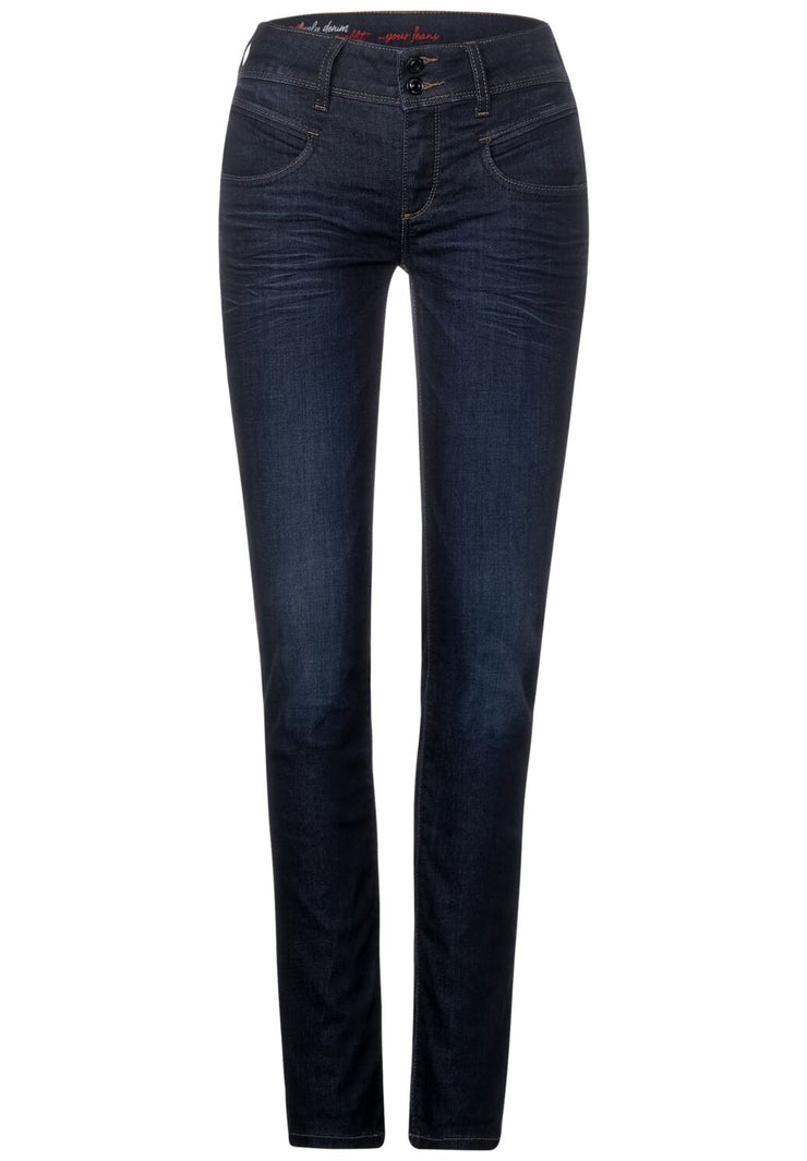 Street One - Repreve® Jane jeans casual fit