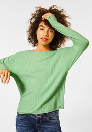 Street One - Batwing pullover