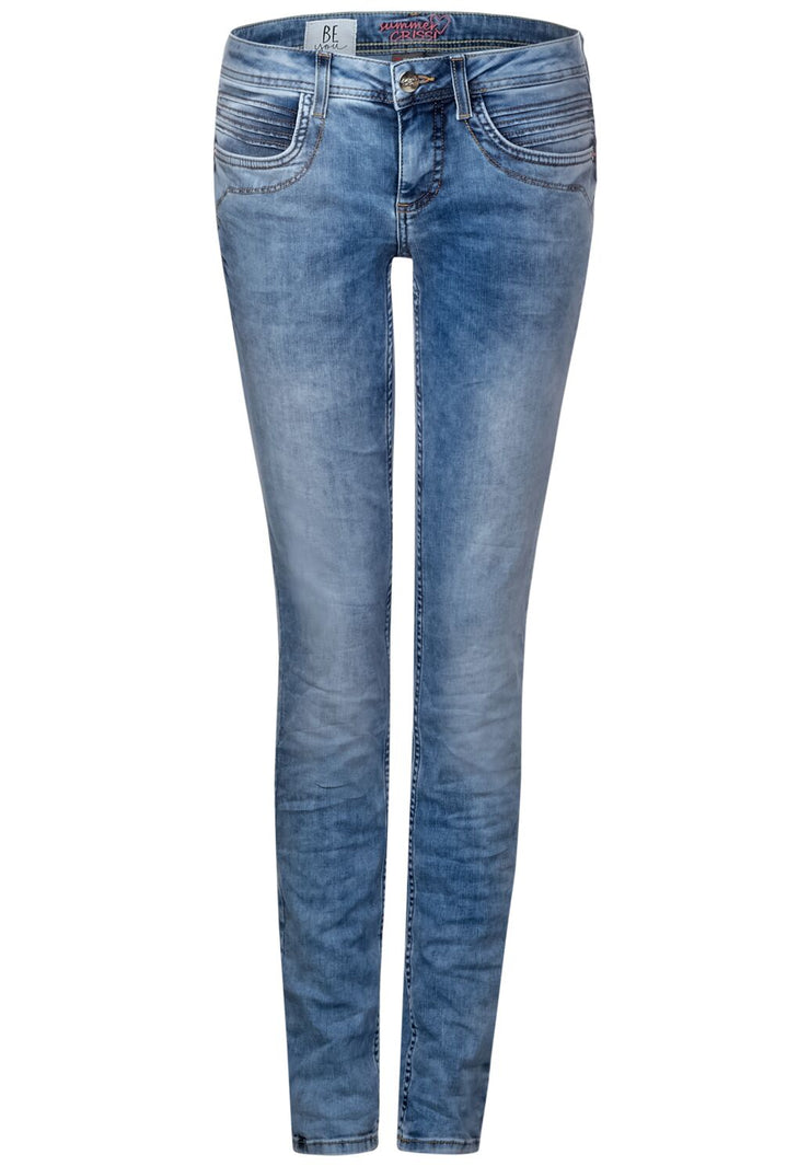 Street One - Repreve® Loose-fit denim Crissi