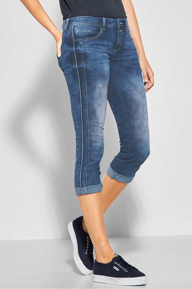 Street One - Loose-fit denim Crissi
