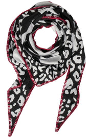 Street One - Denisa stickad scarf