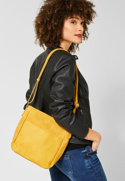 Street One - Crossbody bag - Honey Lemon