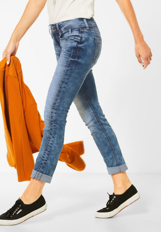 Street One - Loose-fit-denim Crissi