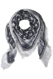 Street One - Oversize scarf Loveprint