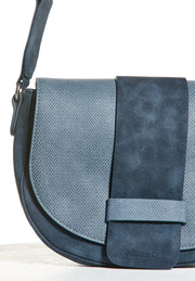 Street One - Saddlebag - Rocky Blue