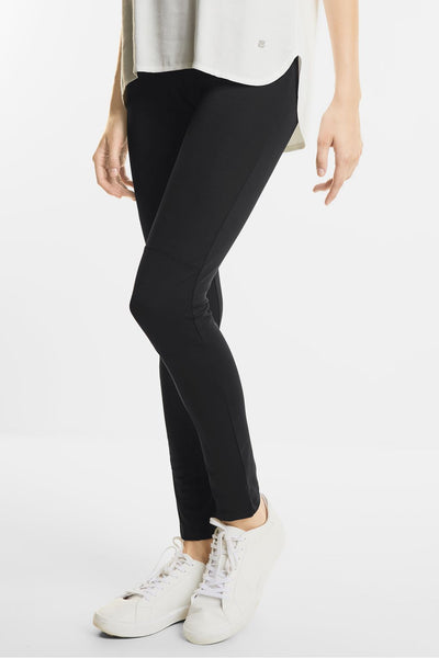 Glansiga Leggings