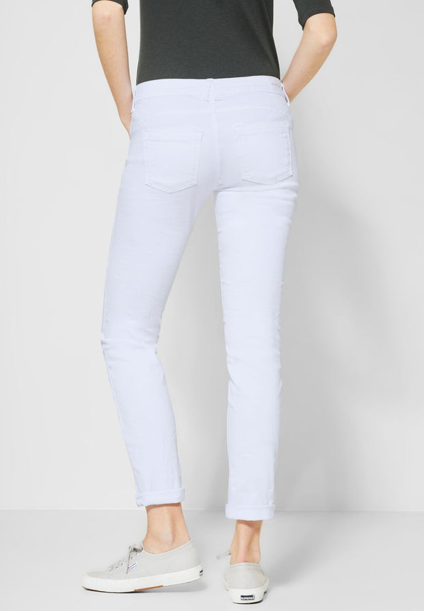 Street One - Loose-fit colourdenim Crissi