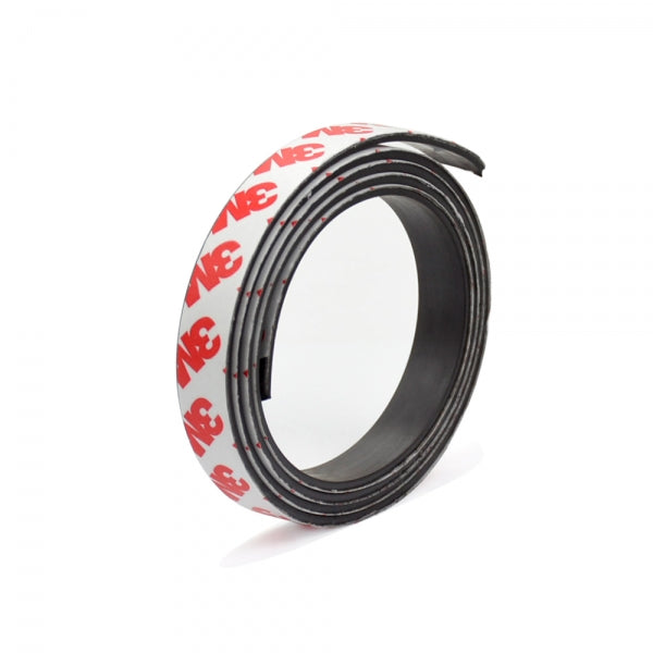 1M Self Adhesive Magnetic Strip Magnet Tape 20x2mm