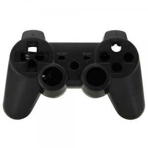Replacement Protective Shell Case for PS3 Controller - Black