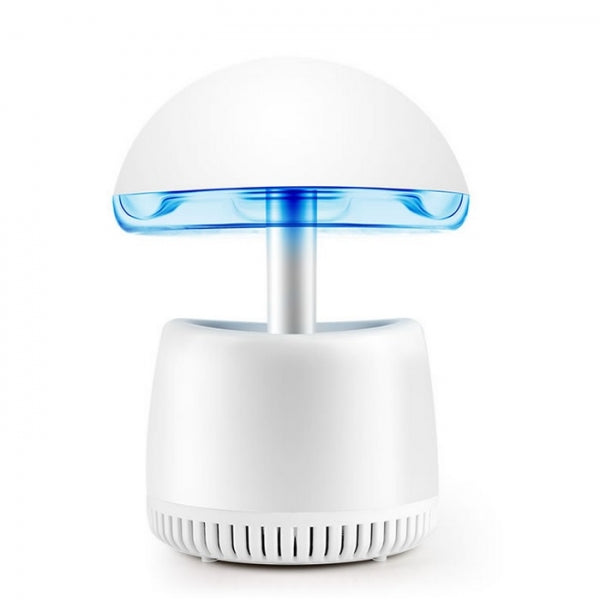 Indoor Portable Photocatalyst 4-LED USB Electric Mosquito Killer Insect Catcher Lamp