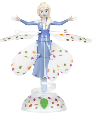 Disney Frozen II Motion Sensing Helicopter - Elsa or Anna