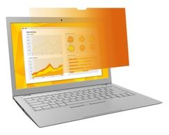 3M™ Gold Laptop Privacy Filter - Gold - 15.6""