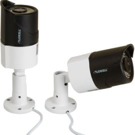 Lorell® HD 5.0MP outdoor/indoor Security Camera System