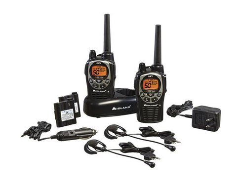 Midland GXT1000VP4 Two-Way GMRS Radio