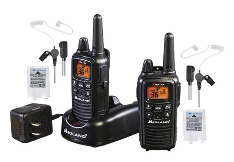 Midland LXT600BB FRS Business Radio Bundle