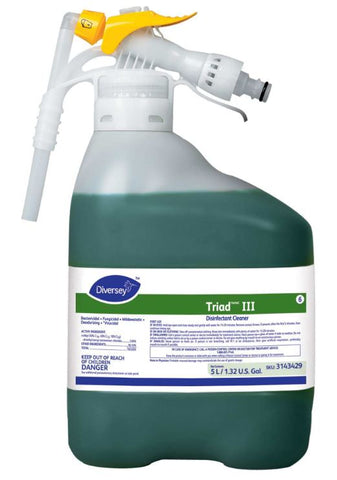 Triad III Disinfectant Cleaner