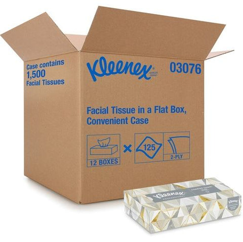 Kleenex® Facial Tissue (12-boxes)