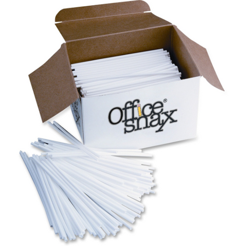 Office Snax® Stir Sticks - 1000 ct