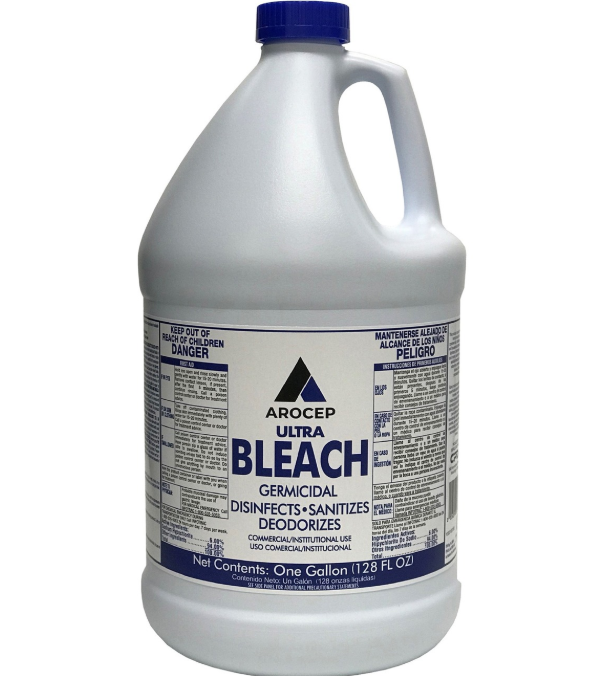 Arocep Germicidal Ultra-Bleach - 6 pack