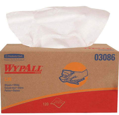 WypAll* Cleaning Towels/Wipes (10 boxes)