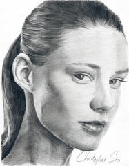 How to Draw Portraits - Realistic Pencil Portrait Mastery-Home-Study Course