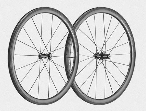 FOSS WHEELSET VANGUARD 38 CARBON CLINCHER