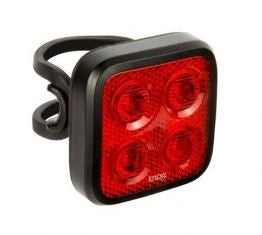 KNOG LIGHT REAR BLINDER MOB FOUR EYES - Black