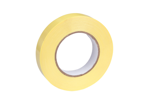 JOE'S TUBELESS YELLOW RIM TAPE - 60m