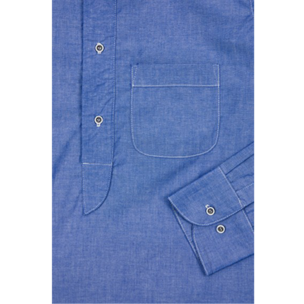 Cobalt Popover by Eight + Sand