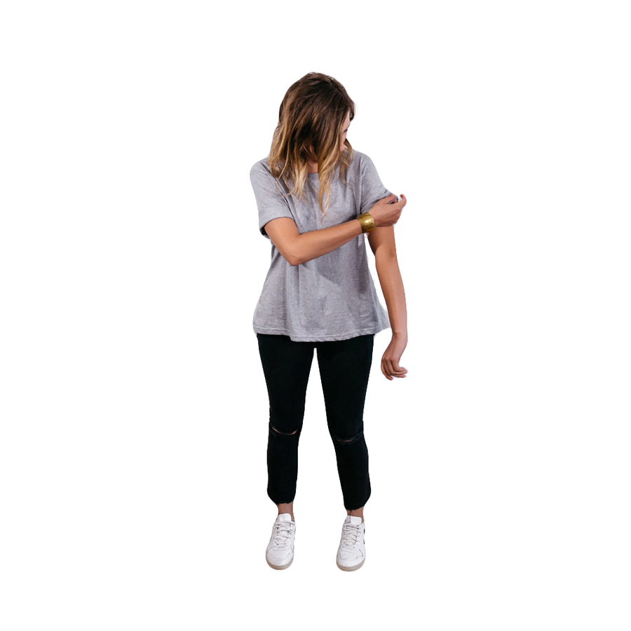 Women's Basic Tee by The Parative Project