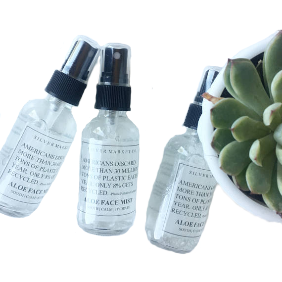 Face Mist by Silver Market Co.