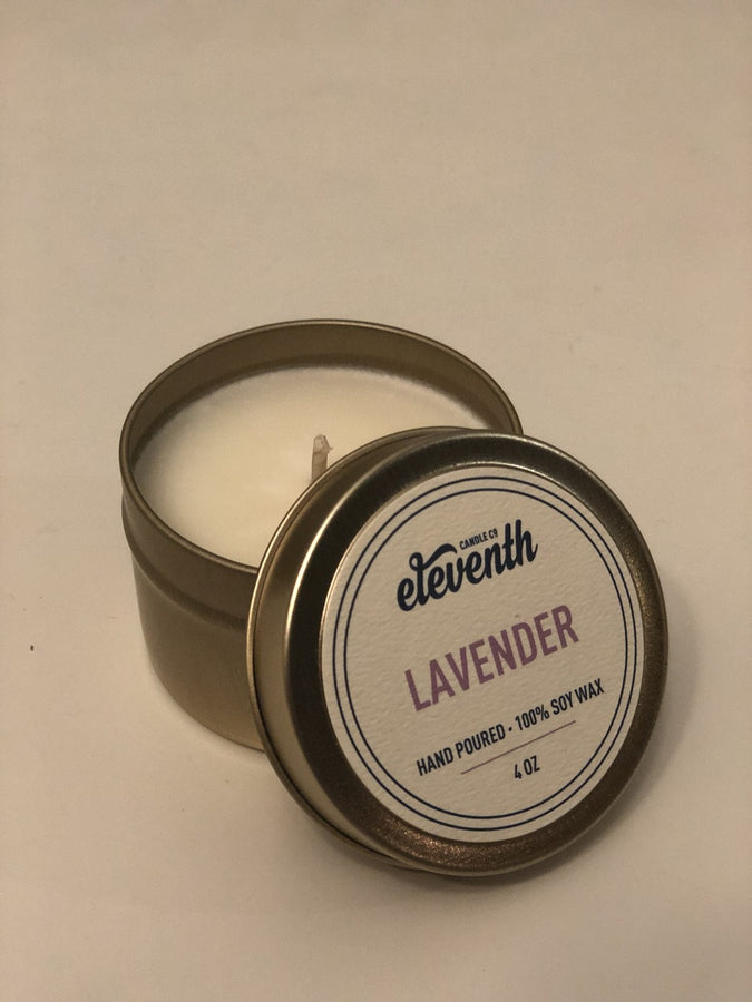 Lavender Candle by Eleventh Candle Co.