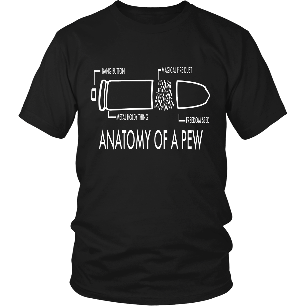 The Anatomy of a Pew Funny T-shirt Geometry Pews Case – Superdesignshirt