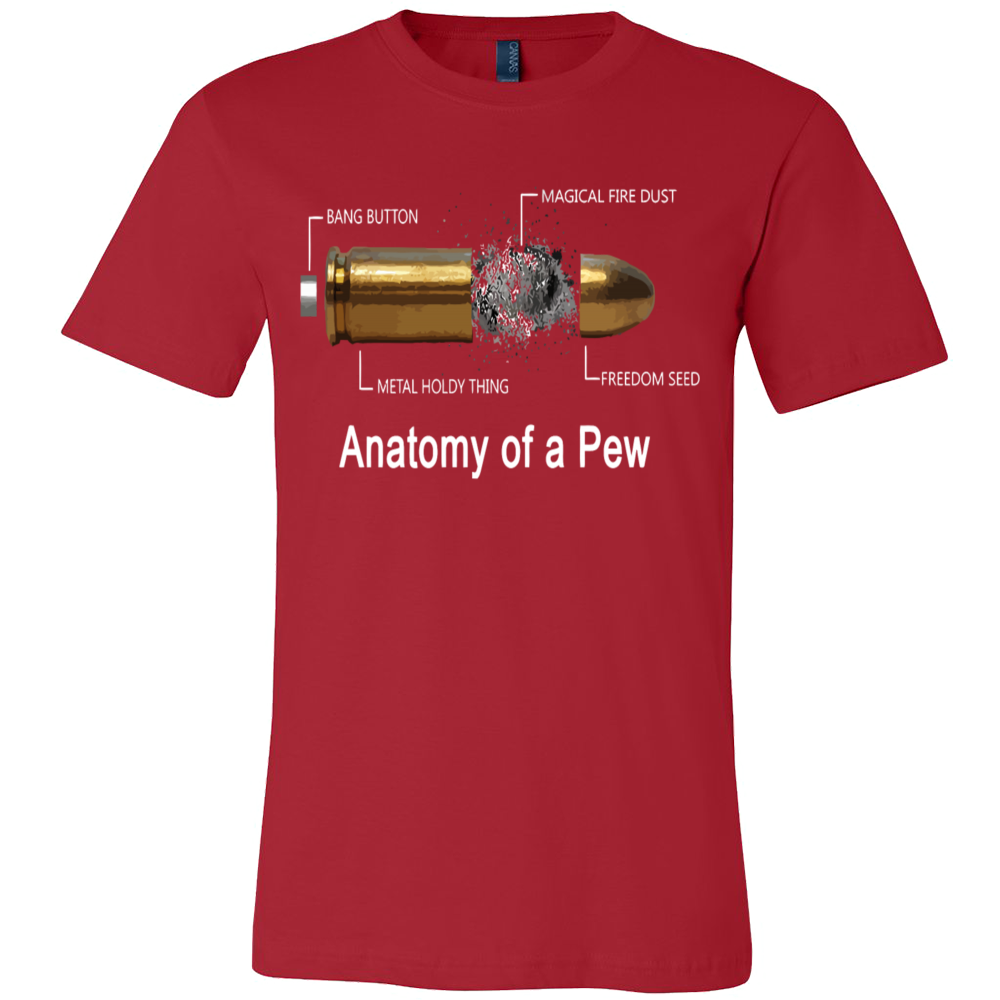 The Anatomy of a Pew Vintage Sport Funny T-shirt Geometry Pews Case ...