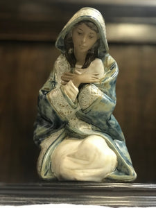 Lladro Virgin Mary