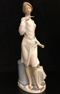 Lladro Female Physician