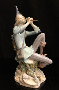 Lladro The Pied Piper of Hamelin