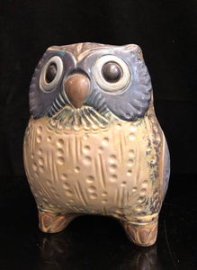 Lladro Small Owl (Grey)