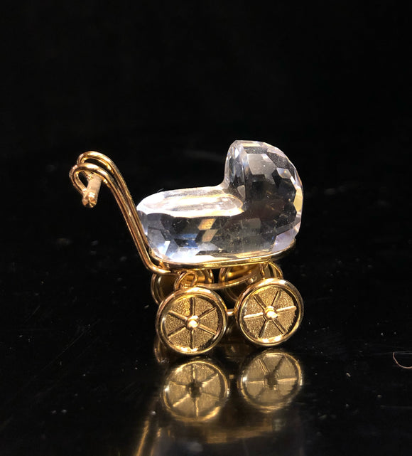 Swarovski Baby Carriage