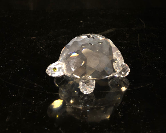 Swarovski King Turtle