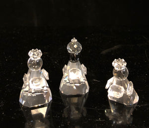 Swarovski Wise Men (Nativity)