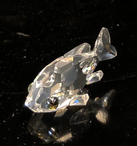 Swarovski Mini Goldfish
