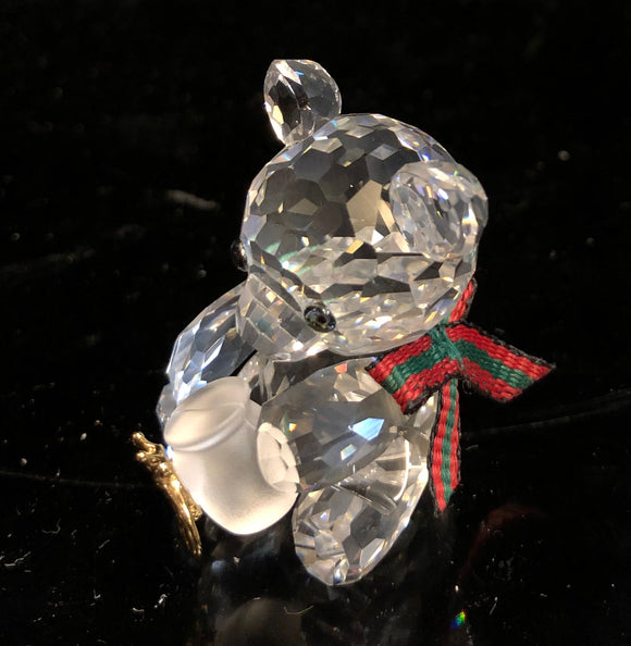 Swarovski Kris Bear with Honey