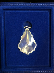Swarovski Crystal Keepsakes Christmas Ornament