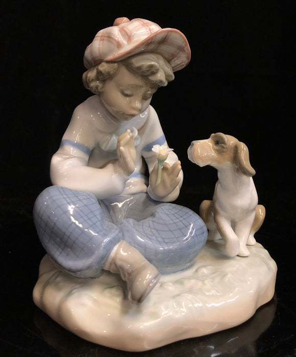 Lladro I Hope She Does