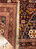 Hand-Knotted Persian