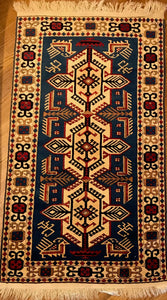 Hand-Knotted Turkish