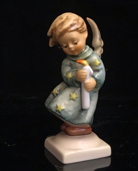 Hummel Heavenly Angel Holding Candle