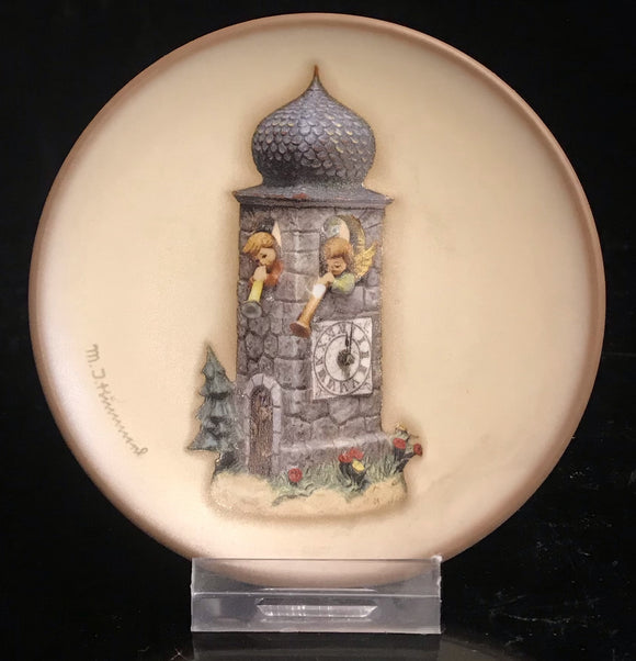 Hummel Call to Worship Plate