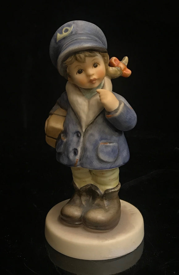 Hummel Little Miss Mail Carrier